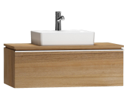 55789 - System Fit Washbasin Unit 100 cm