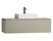 55798 - System Fit Washbasin Unit 120 cm (Middle)