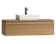 55799 - System Fit Washbasin Unit 120 cm (Middle)