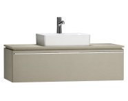 55800 - System Fit Washbasin Unit 120 cm (Middle)