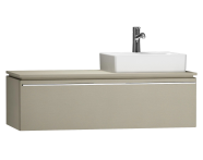 55808 - System Fit Washbasin Unit 120 cm (Right)