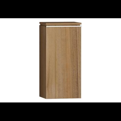 System Fit Medium Unit Waved Natural Wood Left 40 cm