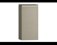 55890 - System Fit Medium Unit Metallic Mink Left 40 cm