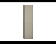 55914 - System Fit Tall Unit, Metallic Mink, Left