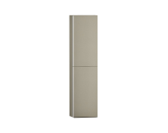 55922 - System Fit Tall Unit, Metallic Mink, Right