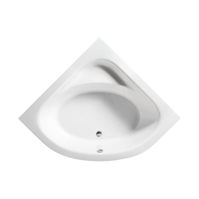 Thera 120x120 cm Corner Bathtub