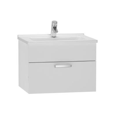 S50 Washbasin Unit, 60 cm (White)