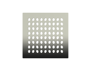 5606966 - SC200 010 Square Elegant Matte Chrome, Side