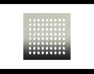 5606969 - SC200 015 Square Elegant Matte Chrome, Side