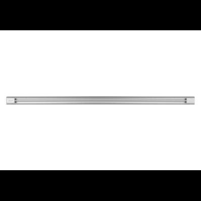 SC100 060 Rectangular Thin-Cut Matte Chrome, Side