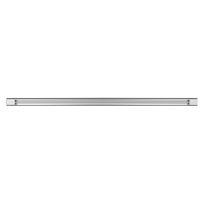 SC100 090 Rectangular Thin-Cut Matte Chrome, Side