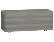 56185 - Nest Trendy Trolley 100 cm Grey Natural Oak