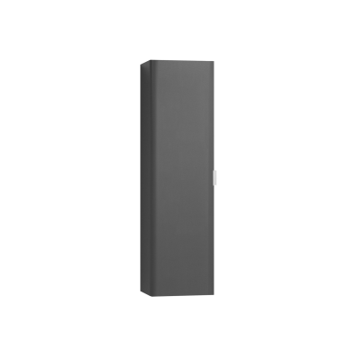 Nest Tall Unit, 1 Door, Anthracite, Left