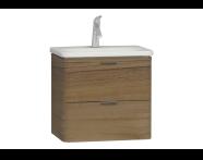 56326 - Nest Washbasin Unit with 2 drawers 60 cm, to suit  5685 washbasin