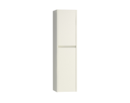 56341 - Step Demonte Tall unit, White High Gloss, Right