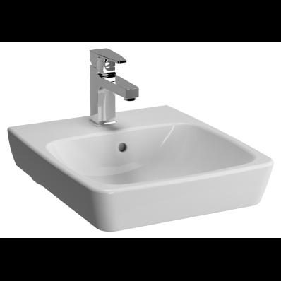 M-Line Washbasin, No Overflow Hole, 40 cm
