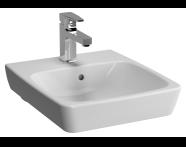 5660B003H0001 - Metropole Washbasin, 40 cm