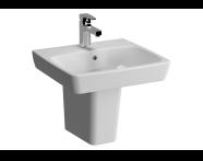 5661B003-0001 - Metropole WashBasin, 50cm