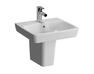 5661B003H0001 - Metropole Washbasin, 50 cm