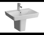 5662B003H0001 - Metropole Washbasin, 60 cm