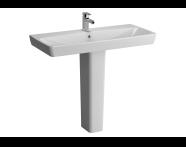 5664B003H0001 - Metropole Washbasin, 100 cm