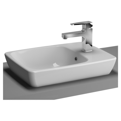 M-Line Countertop Washbasin, 50x38 cm