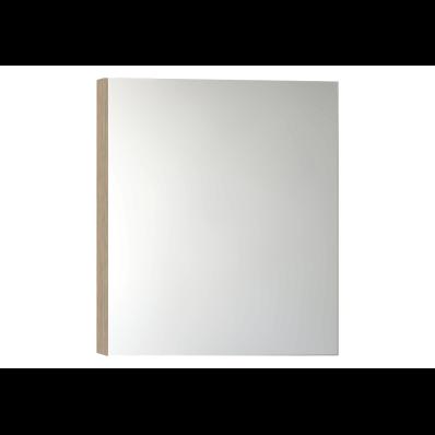 Mirror Cabinet, Classic, 80 cm, Golden Cherry