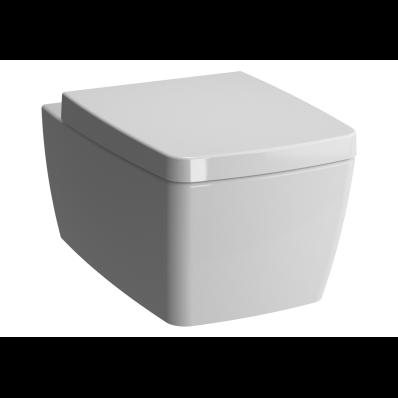 Metropole Wall-Hung WC Pan, 56 cm