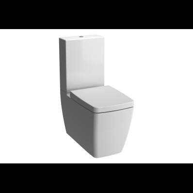Metropole Close-Coupled WC Pan without Bidet Pipe