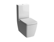 5677B003-0585 - Metropole Close-Coupled WC Pan without Bidet Pipe