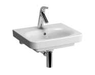 5680B003H0001 - Nest Basin, 45 cm, with Middle Tap Hole, with Side Holes