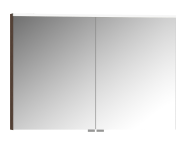 56832 - Mirror Cabinet, Premium, 100 cm, Dark Oak