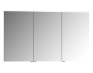 56849 - Mirror Cabinet, Premium, 120 cm, White High Gloss