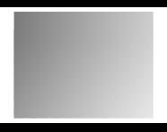 56857 - Mirror, Classic, 100 cm