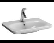5685B003-7201 - Nest Vanity Washbasin 60cm with LED lighting