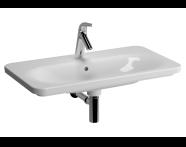 5686B003-0001 - Nest Trendy Countertop Washbasin, 80 cm