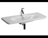 5687B003-0001 - Nest Trendy Countertop Basin, 100 cm