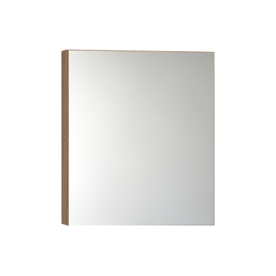 Mirror Cabinet, Classic, 60 cm, Golden Cherry Right