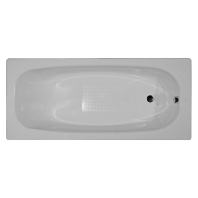 Generic 170x75 cm Steel Bathtub, 3.5  Mm, Sound Proofing Pad