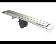 5701239 - SC100 090 Elegant Matte Vertical Siphone