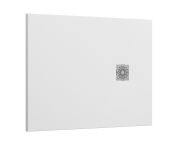 5701853 - Solidstone 120x90   Shower Tray Gray