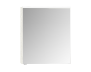 57071 - Mirror Cabinet, Premium, 60 cm, Hacienda White Right