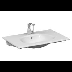 description istanbul vanity basin 80 cm code 5708b403 0001 vitraclean yes colour white. Black Bedroom Furniture Sets. Home Design Ideas