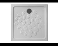 5730L058-0578 - Ocean Shower Tray, 80 cm