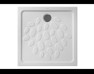 5730L059-0578 - Ocean Shower Tray, 80 cm