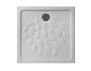 5730L358-0578 - Ocean Shower Tray, 80 cm, Antislip