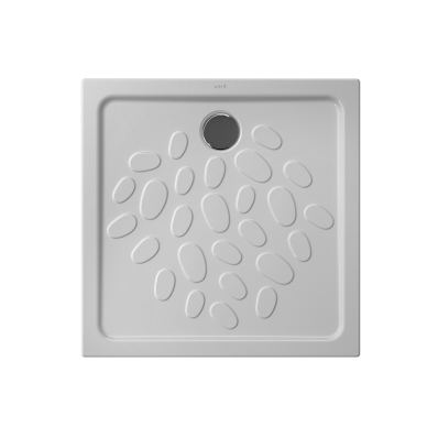 Ocean Shower Tray, 80 cm, Antislip