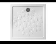 5731L058-0578 - Ocean Shower Tray, 90 cm