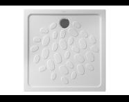5731L059-0578 - Ocean Shower Tray, 90 cm