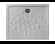 5732L058-0578 - Ocean Shower Tray, 100 cm